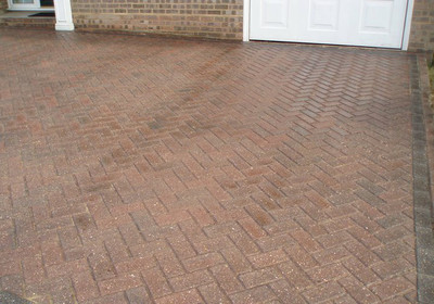 Driveway Cleaning image